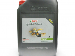 15723F Масло моторное Castrol Vecton SAE 10W40 20л