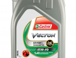 157F44 Масло моторное Castrol Vecton SAE 15W40, 20л