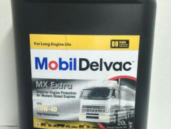 152673 Масло моторное Mobil Delvac MX Extra SAE 10W40, 20л