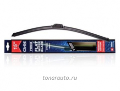 CA-RE Premium Flat Wiper Blade 375mm / 15 inch