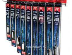CA-RE Premium Flat Wiper Blade 550mm / 22 inch