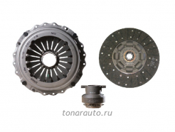 Комплект сцепления D=430mm (Sachs:3400 117 801) Iveco AD/AT/AS Stralis,EuroTrakke,AD/AT Trakker