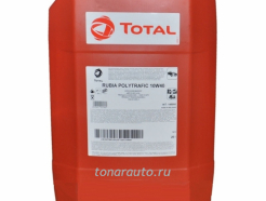 149091 Масло моторное TOTAL Rubia Polytrafic SAE 10w40, 20л.